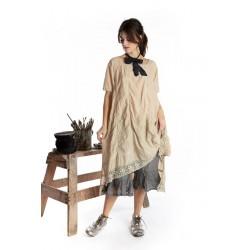 robe Virgie in Conch