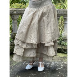 skirt / petticoat MADELEINE honey organza Les Ours - 1