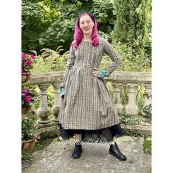 dress 55717 Checked cotton Ewa i Walla - 1