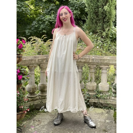 robe Audrey in Moonlight Magnolia Pearl - 1
