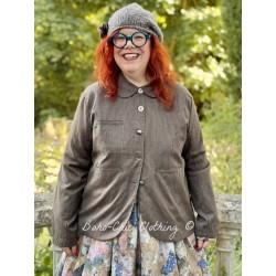 jacket 66361 Pin stripe wool Ewa i Walla - 1