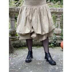 skirt 22119 Striped cotton Ewa i Walla - 1