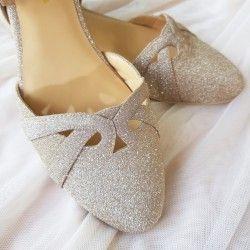 chaussures Manhattan Champagne Charlie Stone - 1