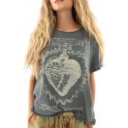 T-shirt Faithful Heart in Ozzy