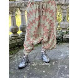 pantalon Garcon in Grandma Cottage Magnolia Pearl - 1