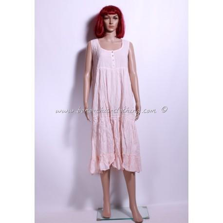 robe SHEILA rose
