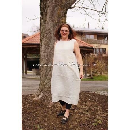 robe RENGE crème