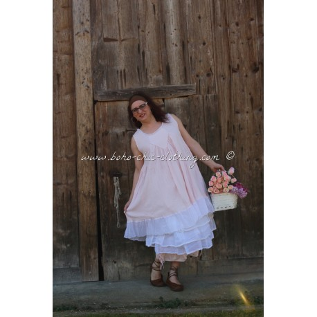 robe MARINE rose