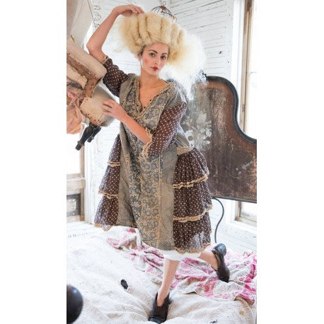 robe Katina patchwork