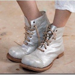 shoes Bojangles silver
