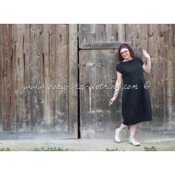 robe MARJOLAINE noir
