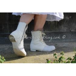 chaussures MARIBEL beige