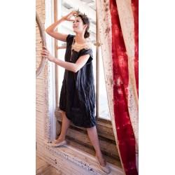 robe Orlena in Midnight