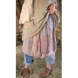 skirt Nelly Wrap in Crazy Quilt